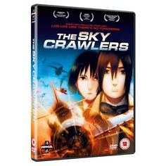 http://ift.tt/2dNUwca | The Sky Crawlers DVD | #Movies #film #trailers #blu-ray #dvd #tv #Comedy #Action #Adventure #Classics online movies watch movies  tv shows Science Fiction Kids & Family Mystery Thrillers #Romance film review movie reviews movies reviews