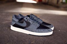 Nike SB Paul Rodriguez 7   Black & Armory Slate