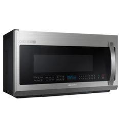 Samsung 2.1 Cu. Ft. 1,000-Watt Stainless Steel Over-the-Range Microwave (Model: ME21H9900AS)