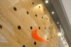 Nike Mega Store, Bluewater Shopping Centre - High Technology Lighting - Shop Lighting Project