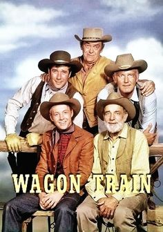 Wagon Train 1957-1965