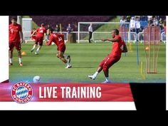 ReLive Training FC Bayern Januar Doha - YouTube