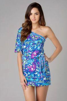 Trina Turk Bali Hai Dress
