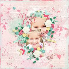 Scrapbook Pages, Scrapbook Layouts, Tiny Turtle, Krystal, Turtles, Templates, Inspired, Children, Creative