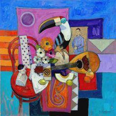 morrocco - but who Be Still, Still Life, Duncan Grant, Recherche Google, Bold Colors, Art Images, Flower Art, Design Elements, Shapes