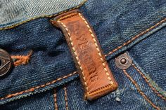 Roy Roger's Limited Edition Jeans from Italy LONG JOHN blog Wouter Munnichs Holland freelance projects fashion footwear lifestyle denim jean...