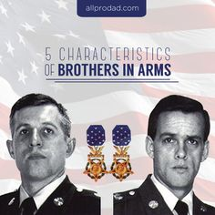 5 Characteristics of Brothers in Arms