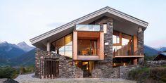 Mineral Lodge, French Alps - book through i-escape