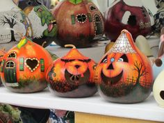 Awesome gourds!
