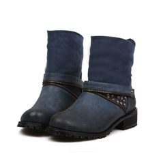 Women Boots Female Spring Winter 2013 Fashion Studded Martin Boots Flat Vintage Buckle Motorcycle Boots Shoes http://www.aliexpress.com/store/product/FREE-SHIPPING-Women-Boots-Female-Spring-Winter-2013-Fashion-Studded-Martin-Boots-Flat-Vintage-Buckle-Motorcycle/735578_1396183289.html
