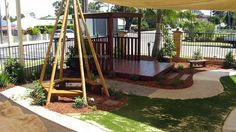 32 Creative Ideas And Cute Natural Playground Garden For Kids, Normal playgrounds wear out and become obsolete over only a couple years, necessitating updates to stay safe. So what if you don't have a backyard to . Outdoor School, Outdoor Classroom, Kids Indoor Playground, Playground Ideas, Natural Play Spaces, Outdoor Learning Spaces, Sensory Garden, Diy Garden, Garden Ideas