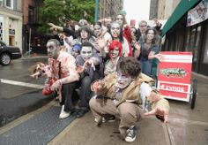 Zombie Masquerade Party Set For New Year's Eve « CBS Detroit