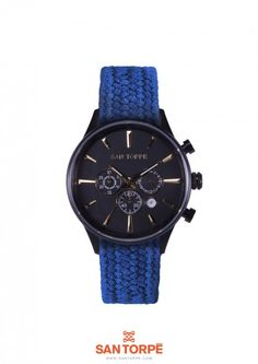 SHOP NOW! http://www.santorpe.com/index.php/allwatches/ae-b-blue.html