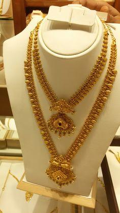 Gold Bangles Design, Gold Jewellery Design, Gold Jewelry, Jewelry Designer, Jewelry Design Earrings, Gold Earrings Designs, Necklace Designs, Indian Jewelry Sets, Short Necklace