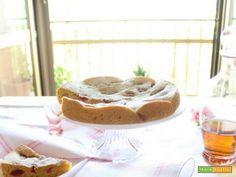 LA PRIMAVERA IN UNA TORTA DI FRAGOLE  #ricette #food #recipes
