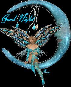 Bleu  ... good night