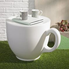 Tea Cup Stool, Where would you put this? http://keep.com/tea-cup-stool-by-shanisilver/k/zuXm7jABPr/