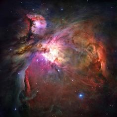 Orion Nebula, 2005  Christie's Boundless: 125 Years of National Geographic Photography www.christies.com/natgeo Estimates starting at $400