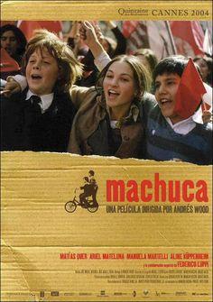 Machuca (2004) Chile. Dir: Andrés Wood. Drama. Ditadura chilena. Ensino - DVD CINE 374