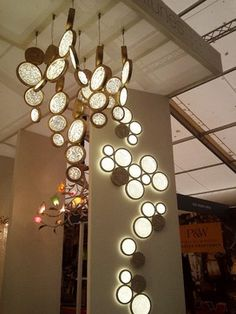 Luceplan creations amaze us with this creative lamp   Unique Lamps ...