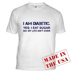 Contrary to popular belief, type one diabetics can and sometimes need to eat sugar. #diabetes