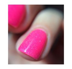 Glambee Lacquer - Pink Lady
