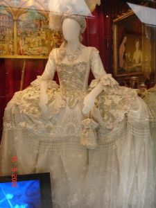 Victorian Dress from the 1700s