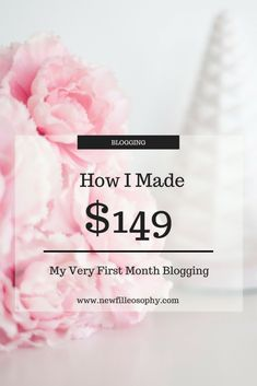 first income report
