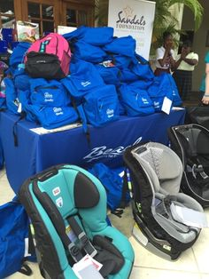 Pack for a Purpose with Sandals Foundation - Traveling Mom
