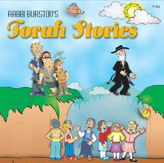 204 hours of inspiring and exciting stories from Chumash, Gemara, Midrash and Chassidus. With practical lessons on CD and MP3 Excellent for carpools and bedtime!