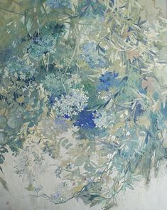 Traditional Paintings, Traditional Art, Painting Inspiration, Art Inspo, All Nature, Plant Illustration, Still Life Art, Japanese Painting, Japan Art