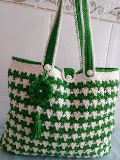 Crochet Patterns Bag Free Knit & Crochet Bag Patterns for Any Occasion Crochet Purse Patterns, Handbag Patterns, Crochet Shell Stitch, Bead Crochet, Crochet Handbags, Crochet Purses, Crochet Bags, Bag Pattern Free, Pattern Ideas