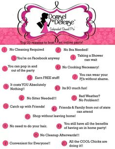 20 reasons... Damsel in Defense has got your back! http://www.mydamselpro.net/NLVDamsel/ Facebook.com/NLVDamsel #StunGun #PepperSpray #Hermergency