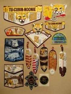 Utah Boy Scout OA Tu Cubin Noonie Lodge 508 50th Anniversary 16 Patch Lot   eBay