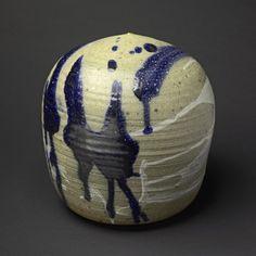 Toshiko Takaezu American, b. 1922 Untitled 1970/1979 Salt-fired stoneware 25.4 x 24.1 cm (10 x 9 _ in.) The Art Institute of Chicago Gift of Toshiko Takaezu