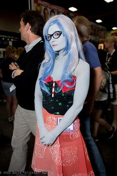 Ghoulia Yelps from Monster High | SDCC 2013