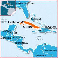 [Profe] #1 Cuba es una isla que se sitúa en el Mar Caribe