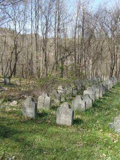 Prison Cemetery Attica, New York
