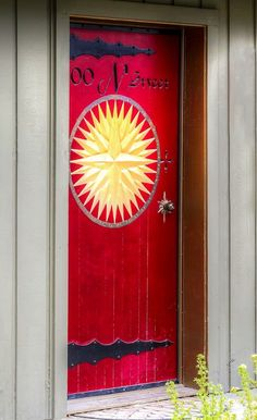 Red Door, Anchorage, Alaska