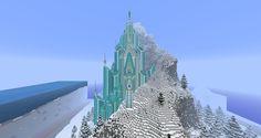 frozen elsa building ice castle - Buscar con Google