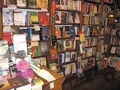 Portrait of a Bookstore in California