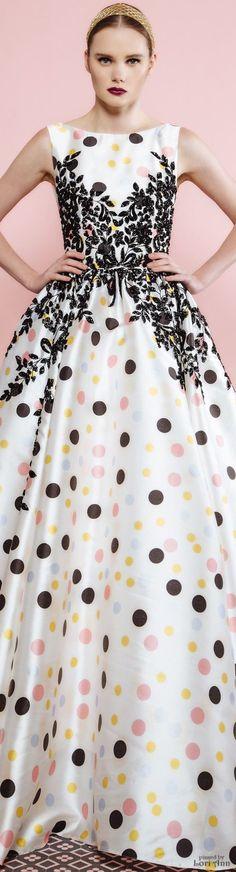 dot white dress women fashion outfit clothing style apparel @roressclothes closet ideas