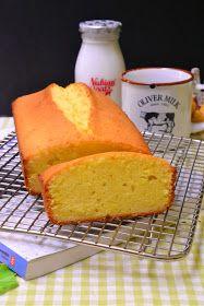 Through The Kitchen Door: Lemon Pound Cake