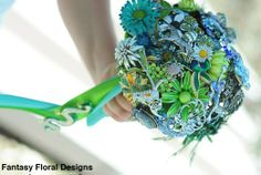 Great broach bouquet