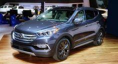 2017 Hyundai Santa Fe Sport Changes
