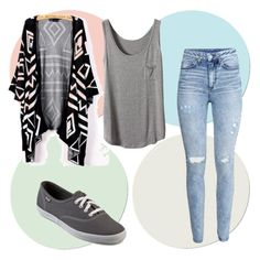 U0026quot;Tumblr Outfit For Schoolu0026quot; By Vanessahxxd On Polyvore Featuring Tommy Hilfiger Adidas WithChic ...