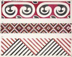 Godber, Albert Percy, :[Drawings of Maori rafter patterns]. From Menzies Collection; Maori Designs, Abstract Sculpture, Sculpture Art, Metal Sculptures, Bronze Sculpture, Maori Patterns, Maori People, New Zealand Art, Maori Art