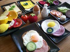 Ravelry: hieke's Playfood - ideas, no pattern