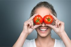 How to use tomatoes to protect yourself from radiation…