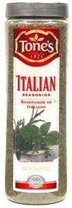 Tone's Italian Seasoning - Classic Blend of Herbs (6 oz) by Tone's, http://www.amazon.com/dp/B000F0QPMW/ref=cm_sw_r_pi_dp_oK2crb18AHYB5